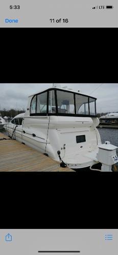 2002 Sea Ray 480 Motor Yacht Photo 2 of 68