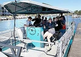 2014 Cascade Custom Cycle Tour Boat Photo 9 sur 20