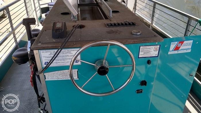 2014 Cascade Custom Cycle Tour Boat Photo 11 sur 20