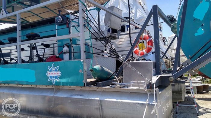 2014 Cascade Custom Cycle Tour Boat Photo 15 sur 20