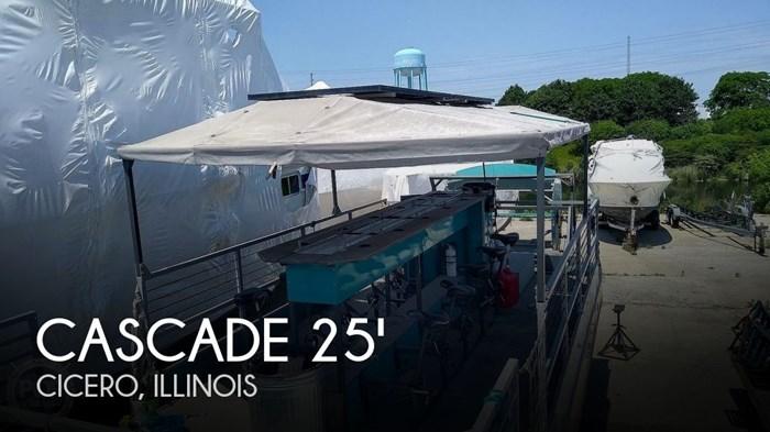 2014 Cascade Custom Cycle Tour Boat Photo 1 sur 20