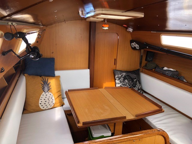1984 Dufour Yachts 3800 Photo 4 of 13