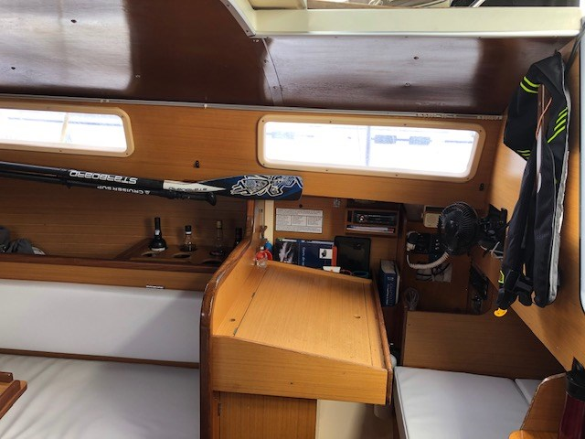 1984 Dufour Yachts 3800 Photo 5 of 13
