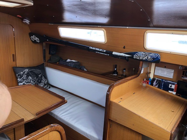 1984 Dufour Yachts 3800 Photo 6 of 13