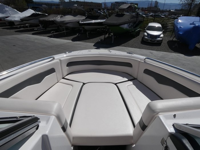 2018 Chaparral 246 SSI Deluxe Photo 19 of 24