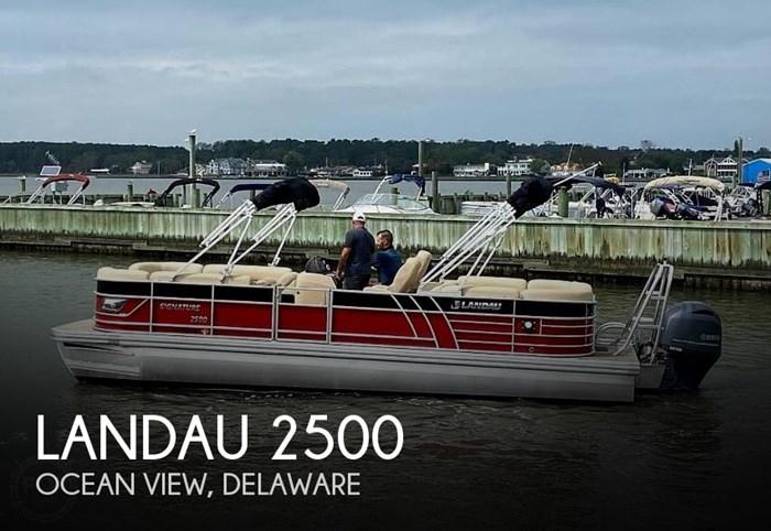 2019 Landau 2500 SIGNATURE CRUISE Photo 1 sur 20