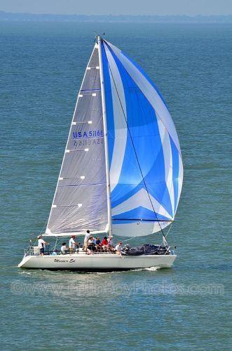 1997 X-Yachts IMX 38 Photo 2 sur 16