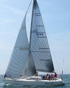 1997 X-Yachts IMX 38 Photo 5 sur 16