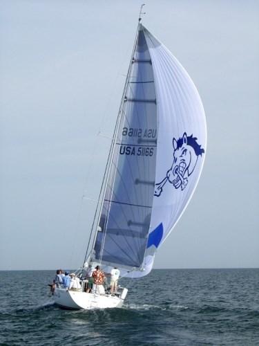 1997 X-Yachts IMX 38 Photo 4 sur 16