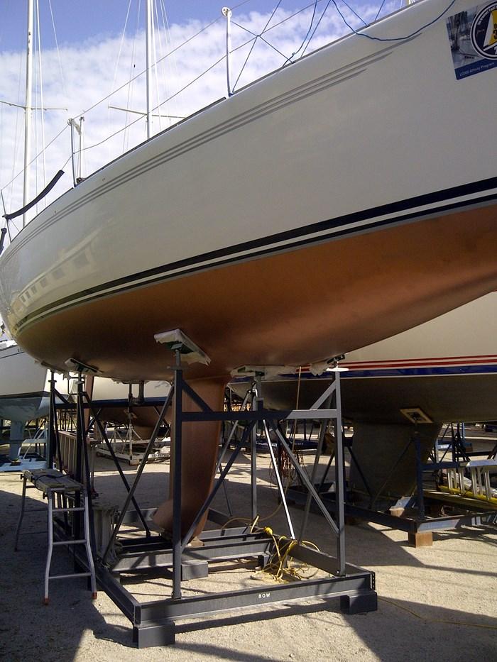 1997 X-Yachts IMX 38 Photo 9 sur 16