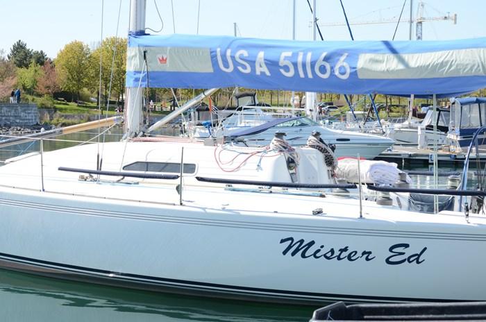 1997 X-Yachts IMX 38 Photo 7 sur 16