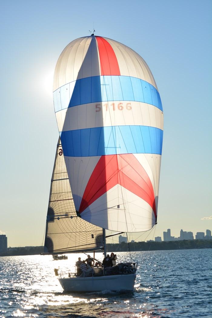 1997 X-Yachts IMX 38 Photo 6 sur 16