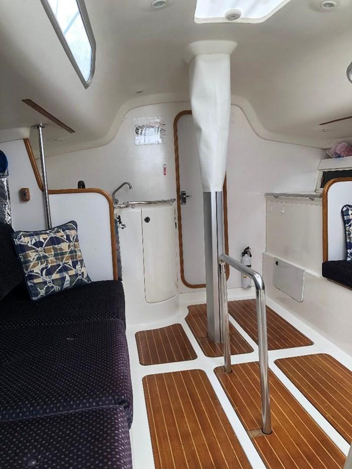 1997 X-Yachts IMX 38 Photo 11 sur 16
