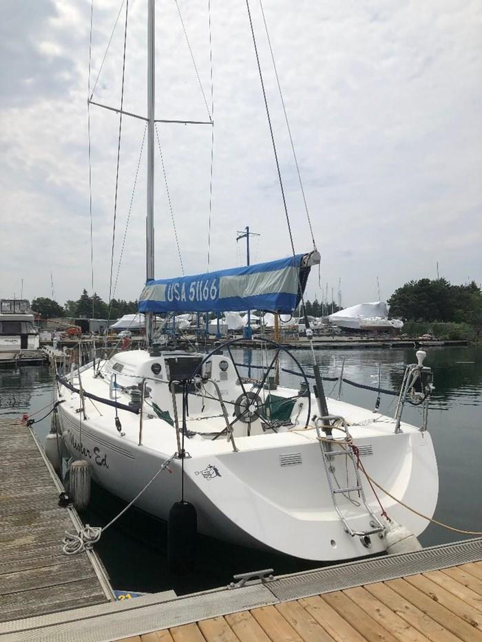 1997 X-Yachts IMX 38 Photo 13 sur 16