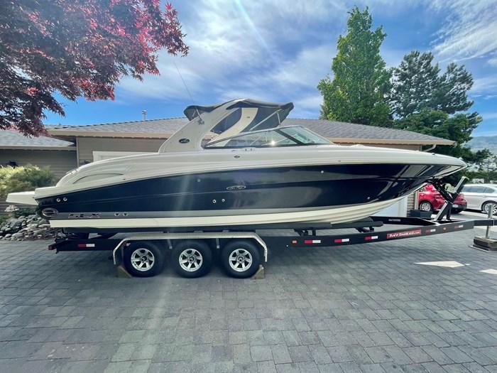 2005 Sea Ray 290 Bow Rider SLX Photo 1 sur 76