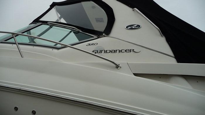 2006 Sea Ray 320 Sundancer Photo 2 sur 19