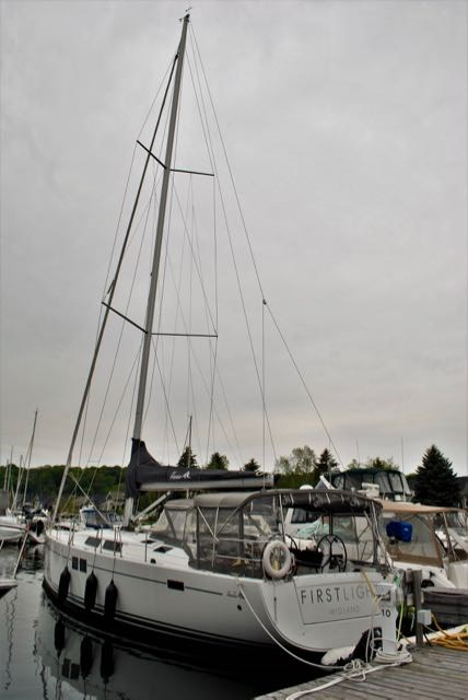 2017 Hanse Yachts Hanse 505 Photo 2 of 43