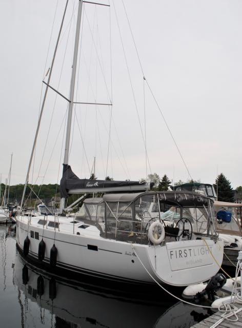 2017 Hanse Yachts Hanse 505 Photo 3 of 43