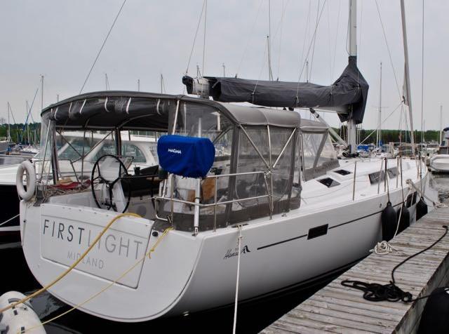 2017 Hanse Yachts Hanse 505 Photo 4 of 43