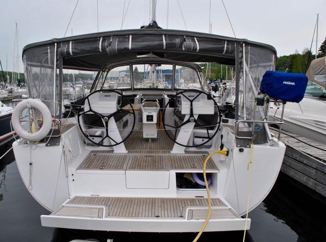 2017 Hanse Yachts Hanse 505 Photo 6 of 43