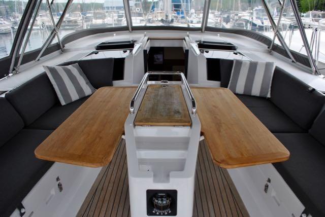 2017 Hanse Yachts Hanse 505 Photo 8 of 43