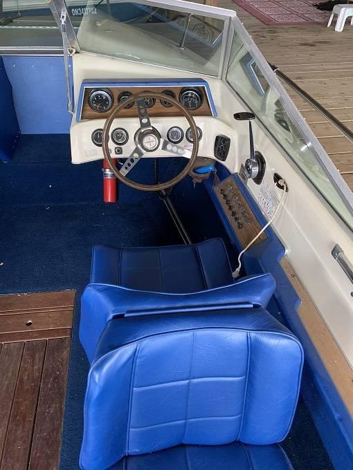 1975 Sea Ray 19.5 Photo 7 of 8