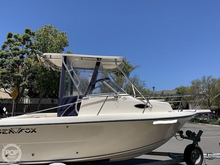 2003 Sea Fox 210 Photo 17 sur 20