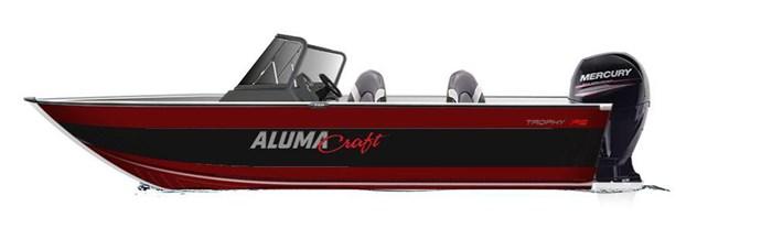 2021 Alumacraft ALUMACRAFT TROPHY 195 Photo 1 sur 6