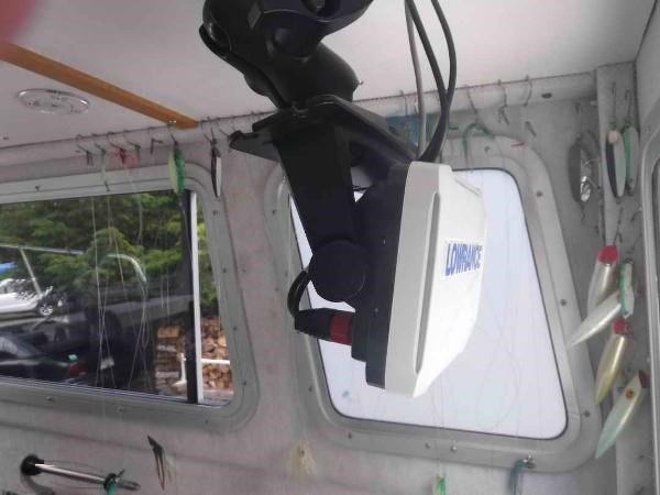 2017 Cuddy Cabin Sea West 24 Discoverer Photo 24 sur 37