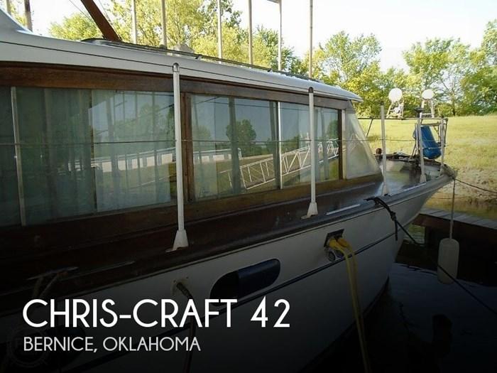 1959 Chris-Craft Constellation 42 Photo 1 sur 20