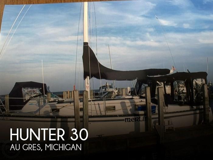 1980 Hunter 30 Photo 1 sur 20