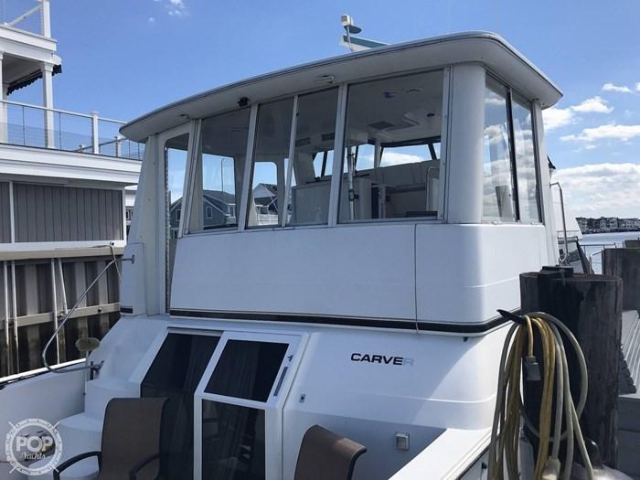 1999 Carver 504 Cockpit Motor Yacht Photo 9 sur 20