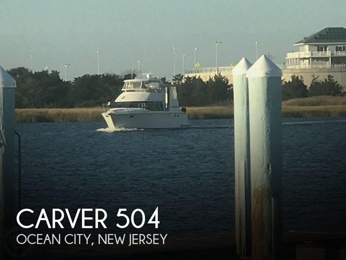 1999 Carver 504 Cockpit Motor Yacht Photo 1 sur 20