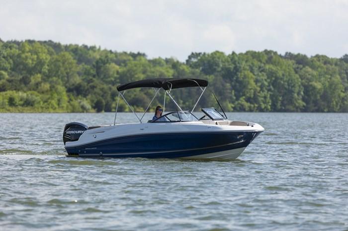 2021 Bayliner VR6 Bowrider - Outboard Photo 1 sur 27