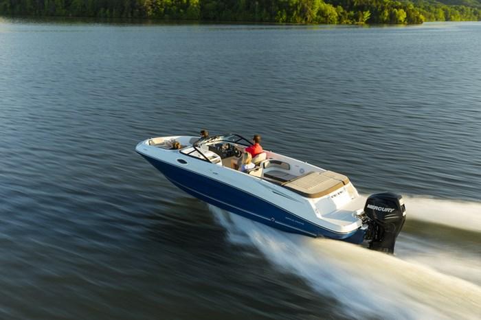 2021 Bayliner VR6 Bowrider - Outboard Photo 2 sur 27