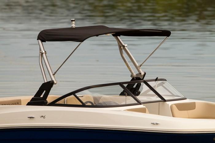 2021 Bayliner VR6 Bowrider - Outboard Photo 5 sur 27