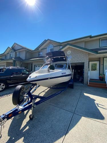 2008 Crownline 19 SS Photo 5 of 58