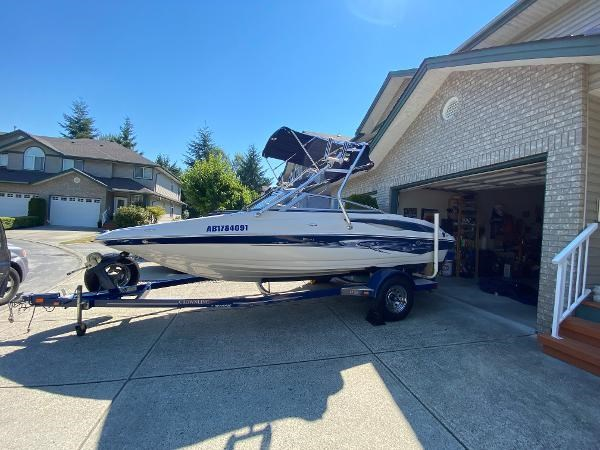 2008 Crownline 19 SS Photo 8 of 58