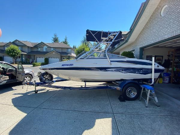 2008 Crownline 19 SS Photo 9 of 58