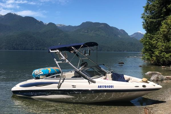 2008 Crownline 19 SS Photo 15 of 58