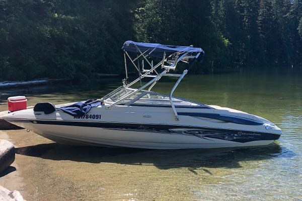 2008 Crownline 19 SS Photo 16 of 58