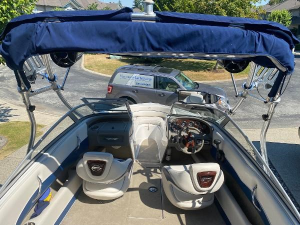 2008 Crownline 19 SS Photo 25 of 58
