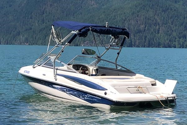 2008 Crownline 19 SS Photo 1 of 58