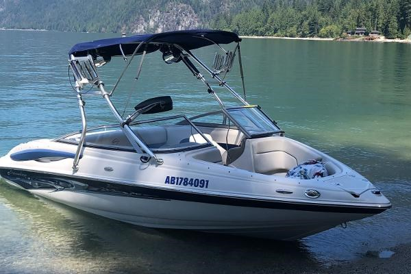 2008 Crownline 19 SS Photo 2 of 58