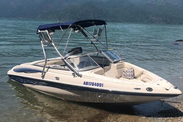 2008 Crownline 19 SS Photo 3 of 58