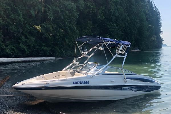 2008 Crownline 19 SS Photo 4 of 58