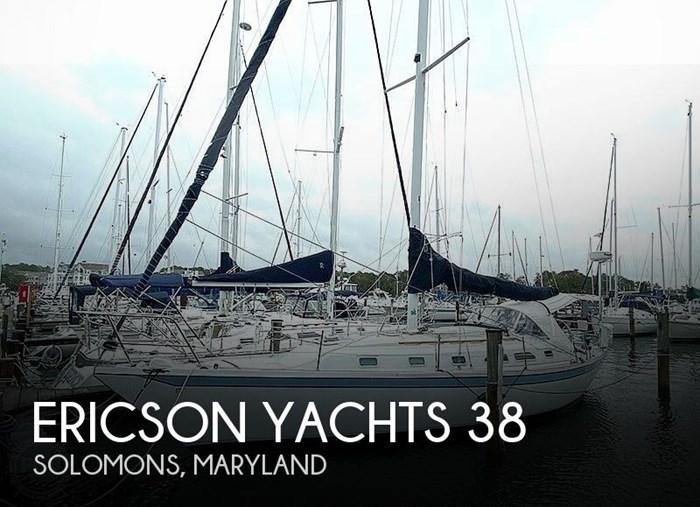 1990 Ericson Yachts 38-300 Photo 1 sur 20