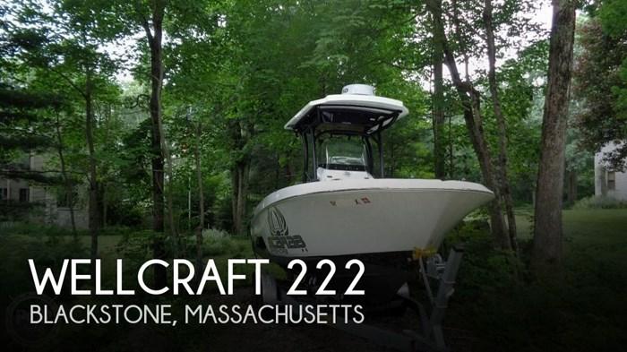 2020 Wellcraft 222 Fisherman Photo 1 of 20
