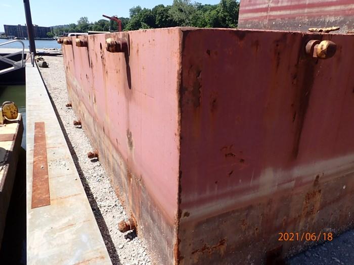 2011 Flexifloat Sectional Barges Photo 3 sur 4