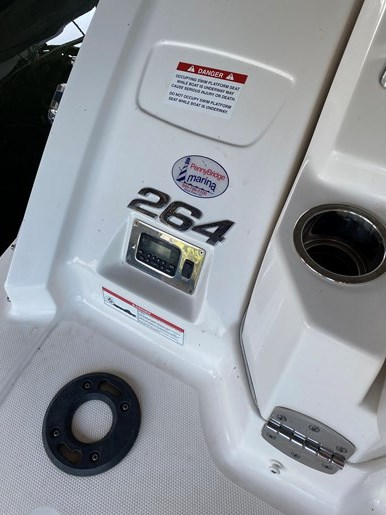 2016 Chaparral 264 SSx Photo 8 of 22